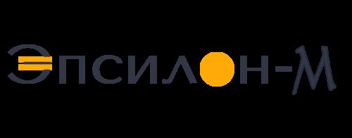 Эпсилон-М Логотип